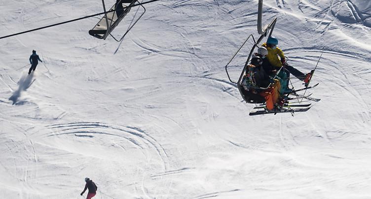 Le National contre des capacités réduites pour les stations de ski