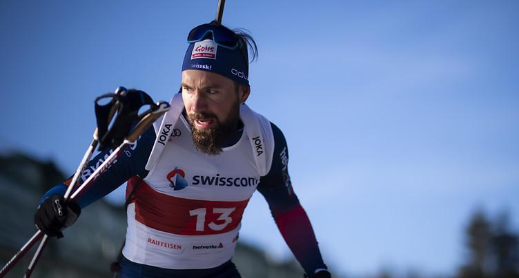 Weger régale avec une 4e place au sprint
