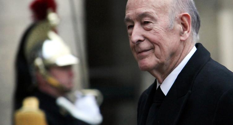Les hommages affluent après le décès de Giscard d'Estaing