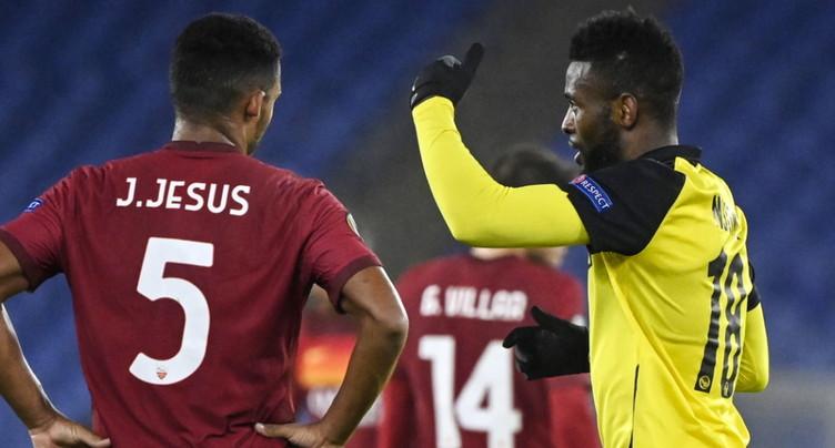 Ligue Europa : les Young Boys pas encore qualifiés