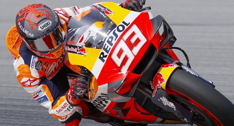 MotoGP: nouvelle opération au bras droit pour Marc Marquez