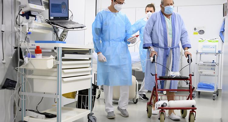 La Suisse compte 4382 nouveaux cas de coronavirus en 24 heures