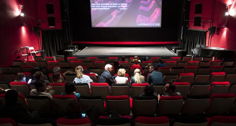 Cinémas et théâtres rouvrent le 19 décembre dans quatre cantons