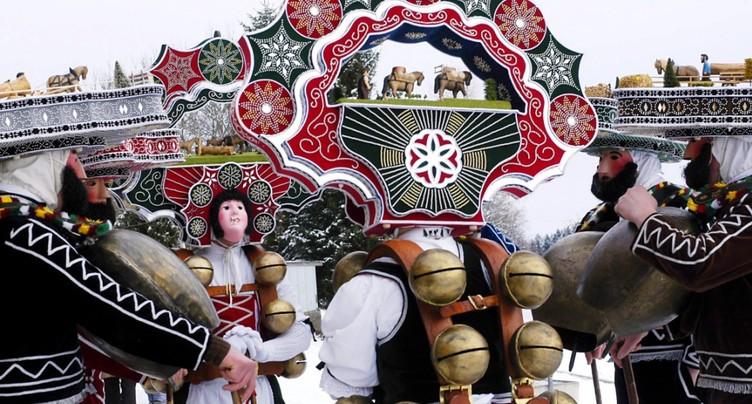 Pas de « Chläusen » cette année en Appenzell Rhodes-Extérieures