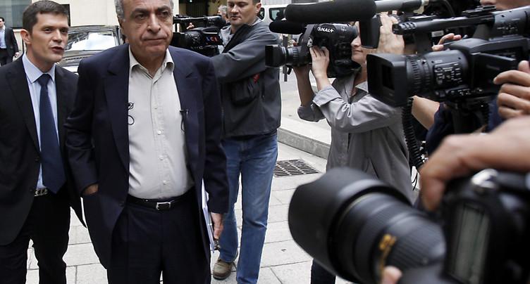 Takieddine, ancien témoin à charge contre Sarkozy, arrêté