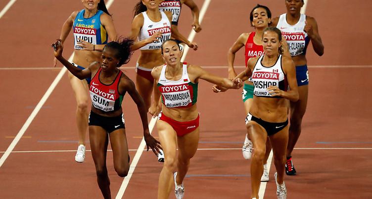 La Bélarusse Arzamasova suspendue 4 ans pour dopage