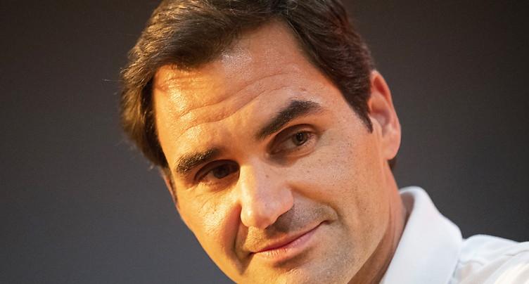 Roger Federer et Vreni Schneider sportifs suisses de l'histoire