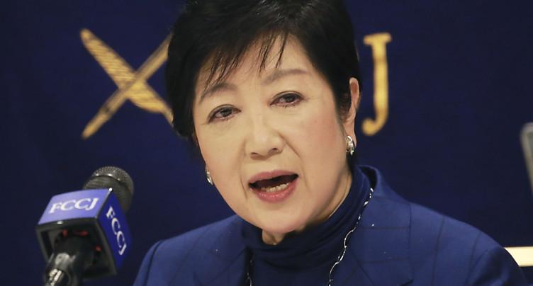 « Aucun scénario » pour une annulation selon la gouverneure de Tokyo