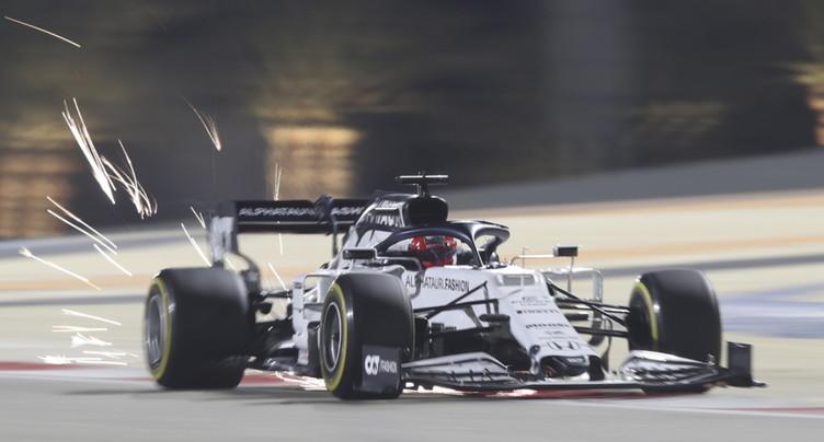 Formule 1: Yuki Tsunoda roulera chez AlphaTauri l'an prochain