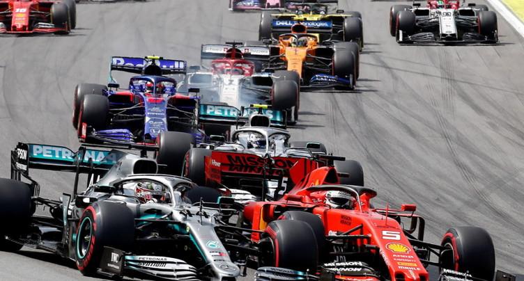 Formule 1: le GP du Brésil à Interlagos jusqu'en 2025