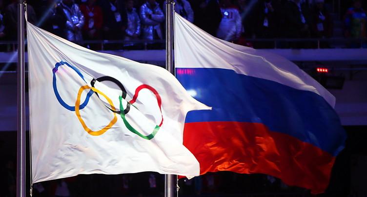 La Russie bannie des Jeux de Tokyo et Pékin