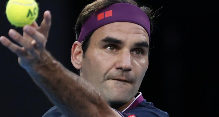 Roger Federer renonce à l'Open d'Australie