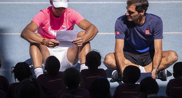 Federer et Nadal réélus au conseil des joueurs