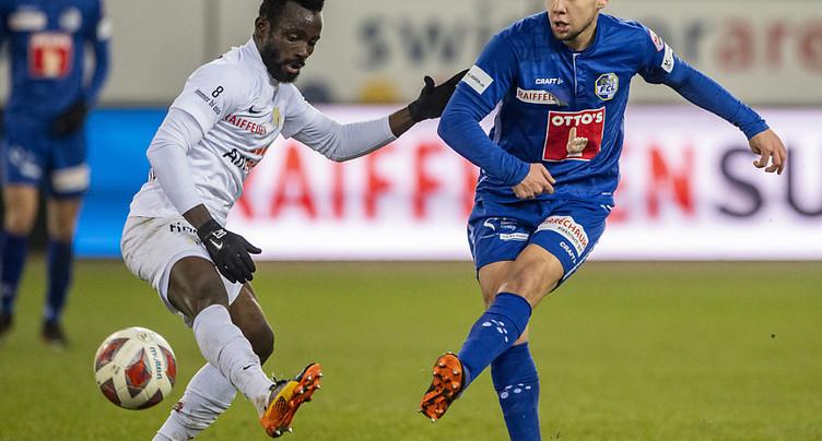 Quatre cas de Covid-19 au FC Lucerne
