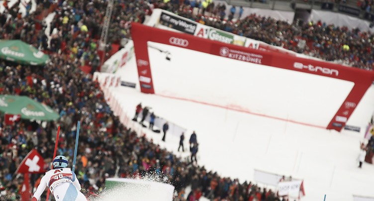 Coupe du monde: pas de course ce week-end à Kitzbühel