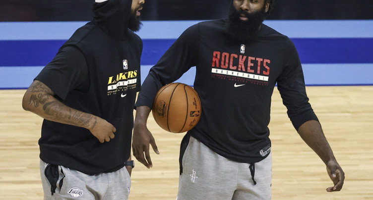 James Harden transféré à Brooklyn