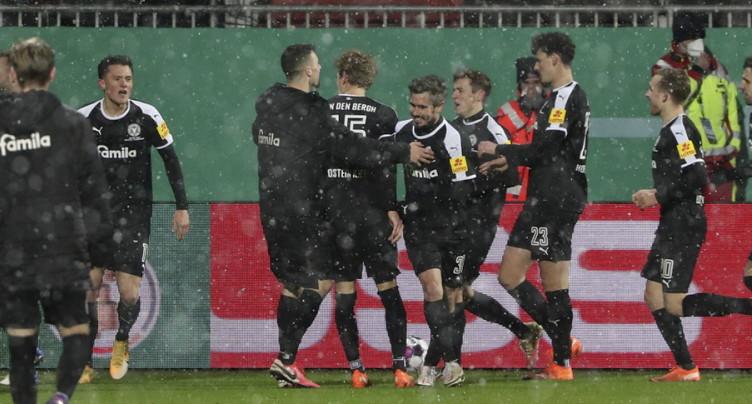 Le Bayern Munich éliminé par un club de 2e division