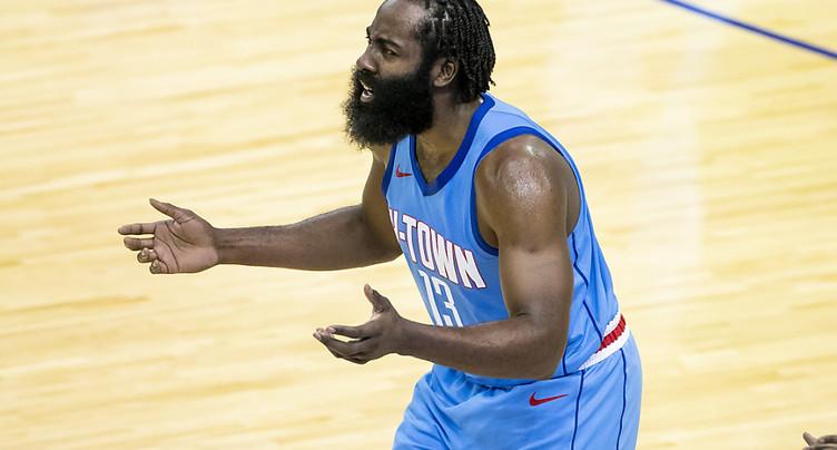 NBA: James Harden, transfert confirmé