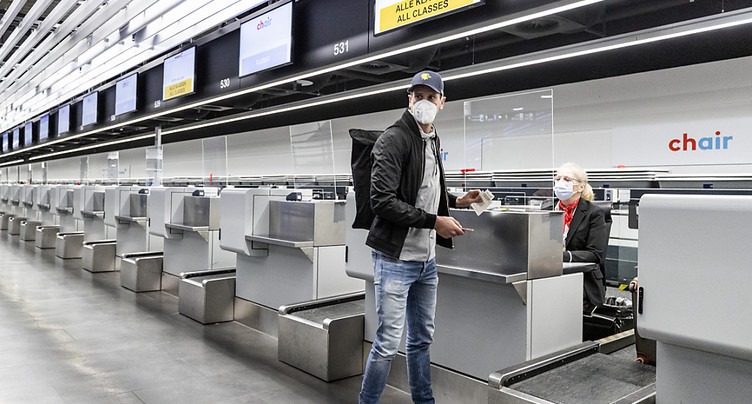 Flughafen Zürich: report des investissements sur trois ans
