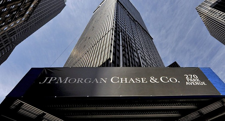 JPMorgan Chase dégage un bénéfice record au 4e trimestre