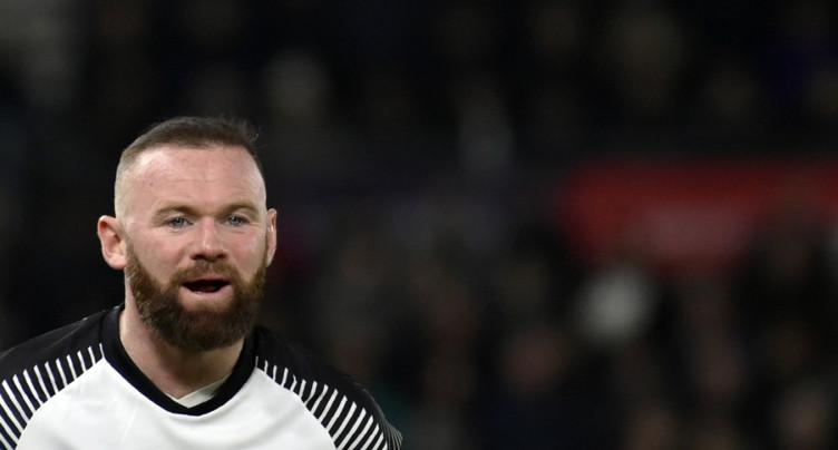 Plus qu'une seule casquette pour Wayne Rooney