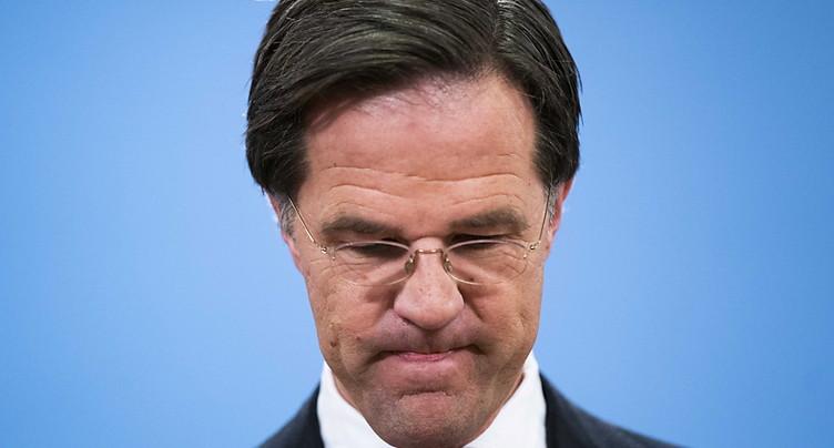 Pays-Bas: le gouvernement démissionne à la suite d'un scandale administratif