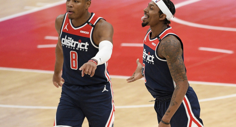 Report de deux matches des Wizards et de Minnesota-Memphis