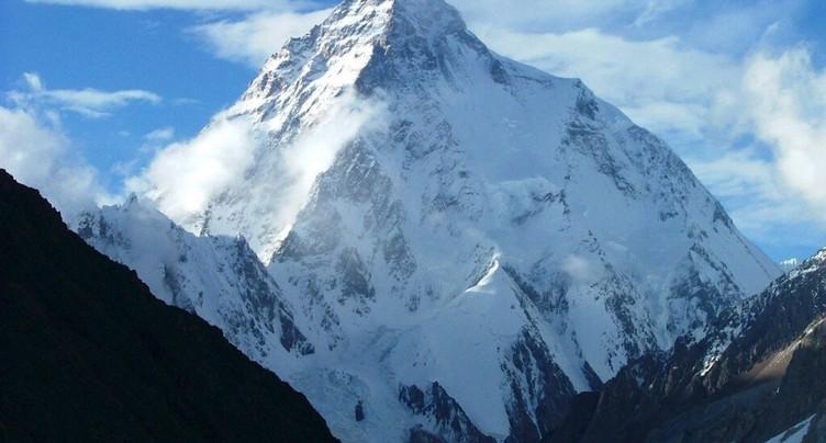 Des Népalais réussissent la première ascension hivernale du K2