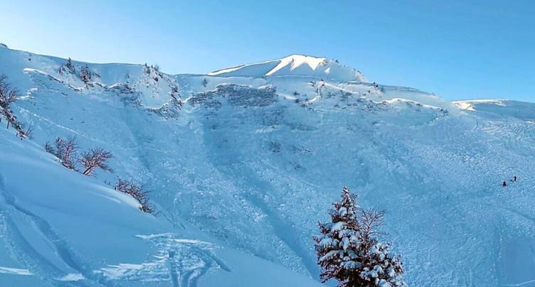 Deux morts dans des avalanches à Stoos (SZ) et Engelberg (OW)