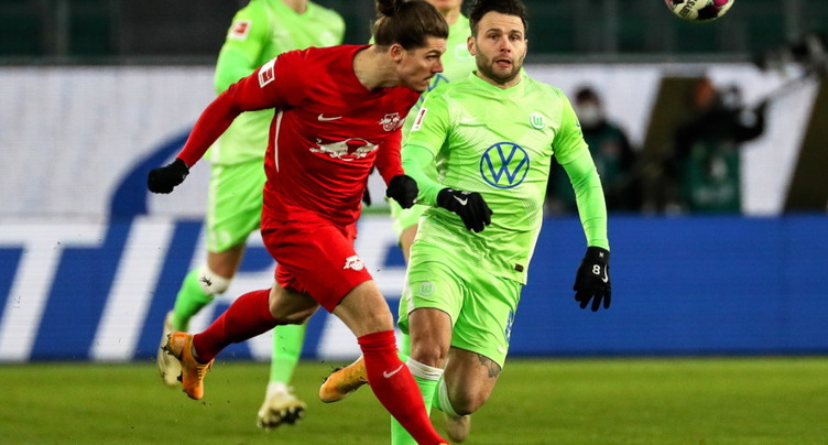 Dortmund et Leipzig perdent des points, Steffen marque