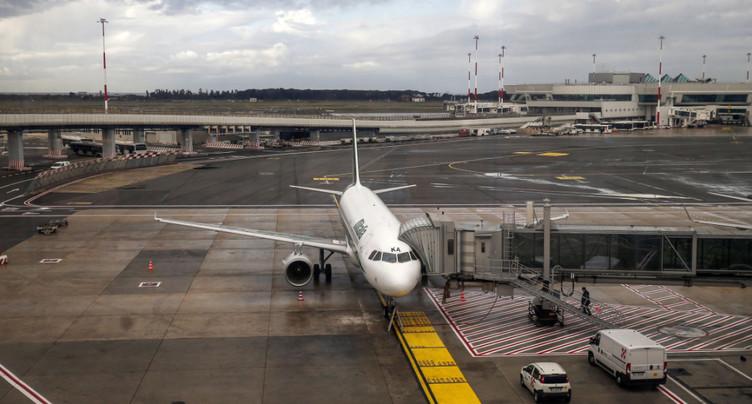 L'Italie interdit les vols en provenance du Brésil
