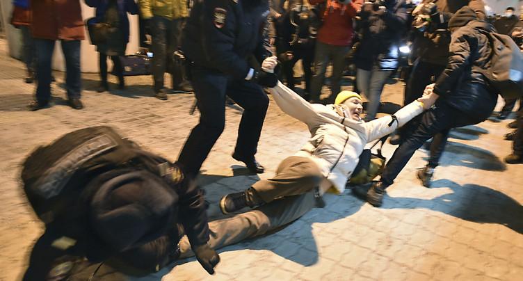 L'attente inutile des partisans de Navalny, perdus en « absurdie »