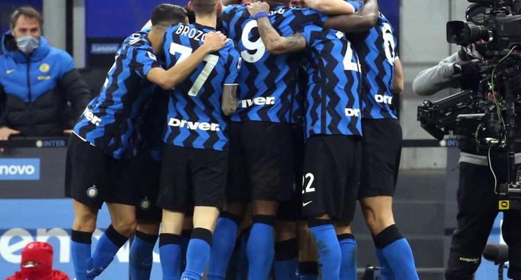 L'Inter remporte le derby d'Italie