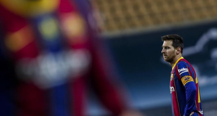 Sombre soirée pour le FC Barcelone