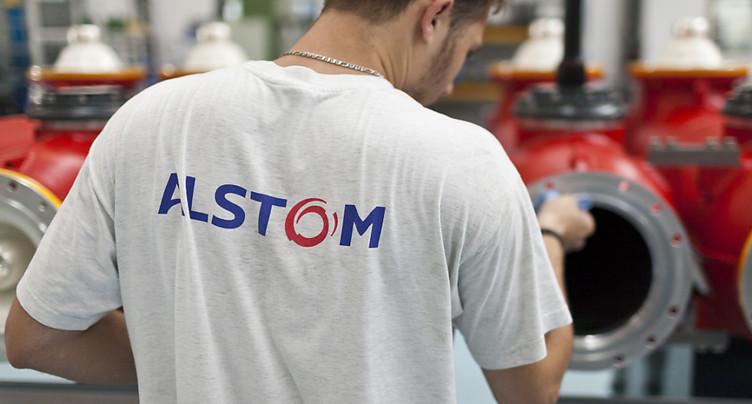 Alstom reste optimiste, recettes en léger retrait au 3e trimestre