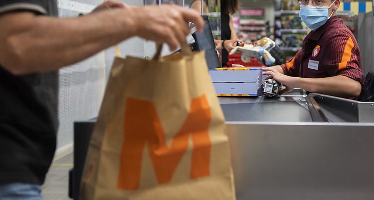 Migros a frôlé les 30 milliards de recettes en 2020