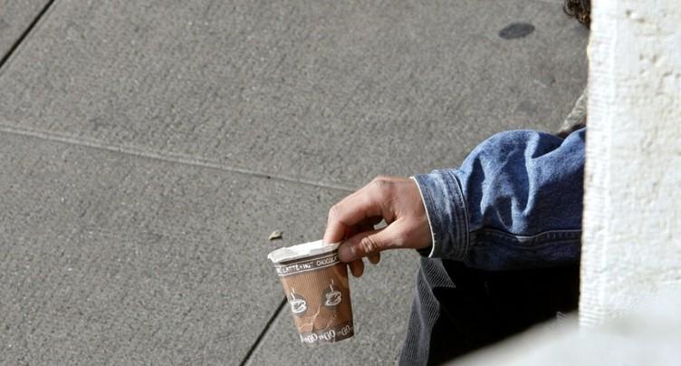 La CEDH condamne la Suisse à cause de sanctions pour mendicité