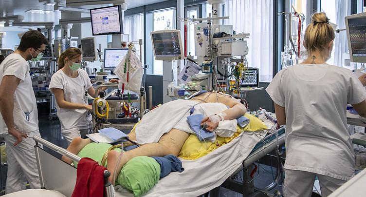La Suisse compte 2260 nouveaux cas de coronavirus en 24 heures