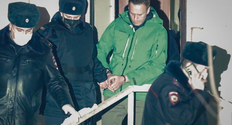 Affaire Navalny: le Kremlin met en garde contre des manifestations