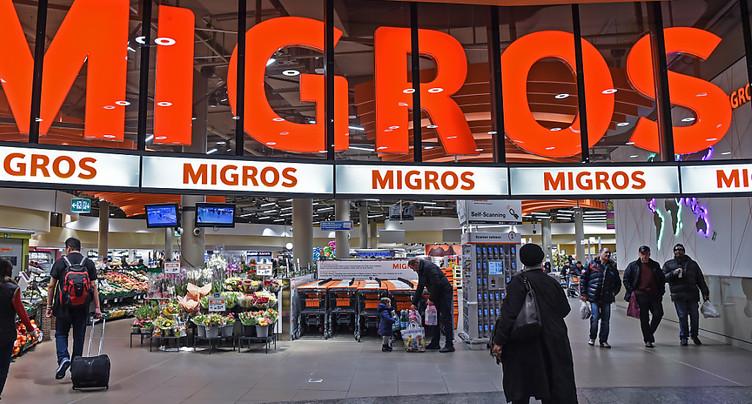 Migros revient en partie sur la suspension du complément RHT