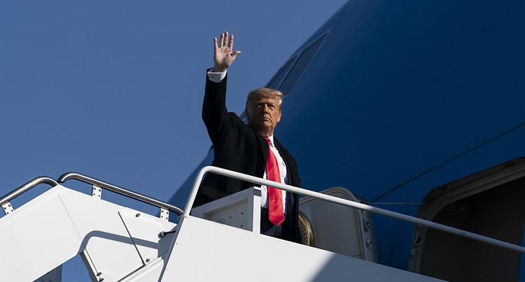 Trump s'en va, Biden arrive: l'Amérique ouvre un nouveau chapitre