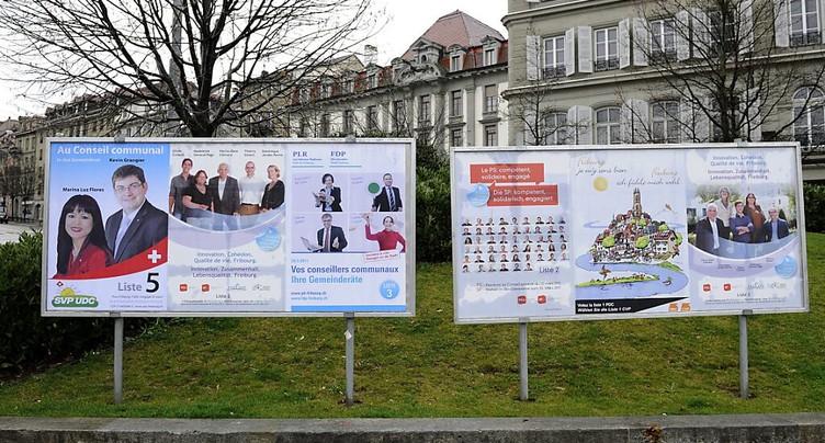 Bon déroulement des élections communales garanti à Fribourg