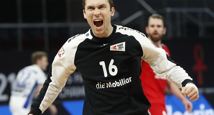 La Suisse bat l'Islande au terme d'un suspense haletant