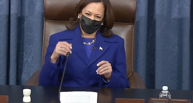 Les démocrates prennent le contrôle du Sénat américain