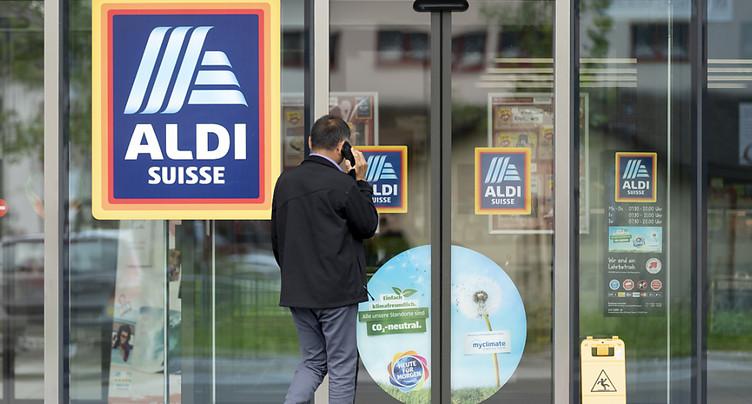 Aldi Suisse a créé 300 postes et 10 filiales en 2020
