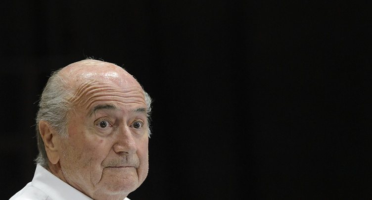 Sepp Blatter sous coma artificiel