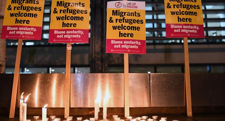 Jusqu'à 27 ans de prison pour la mort de 39 migrants vietnamiens