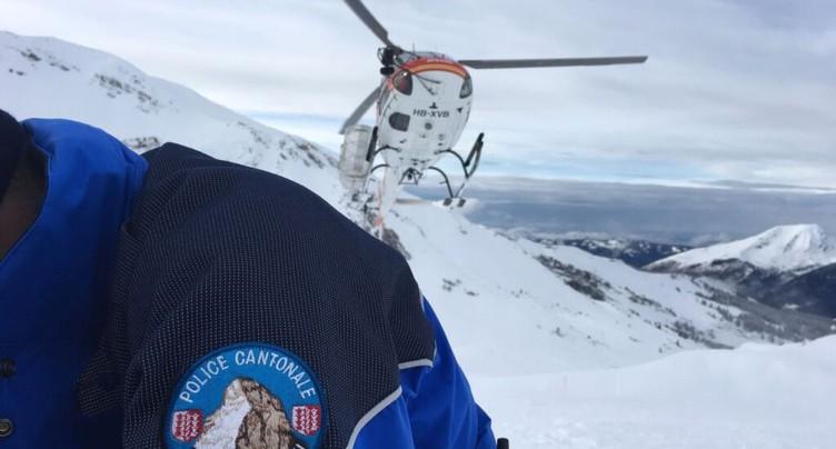 Un guide de montagne décède dans un accident près de Torgon (VS)