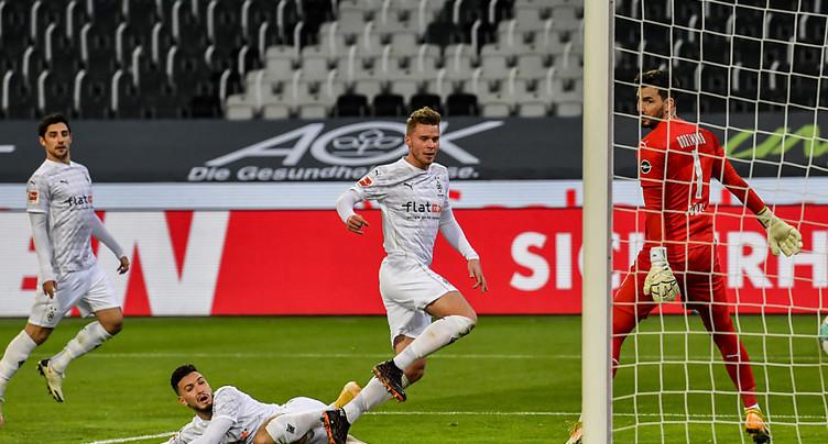 Borussia Dortmund s'enfonce