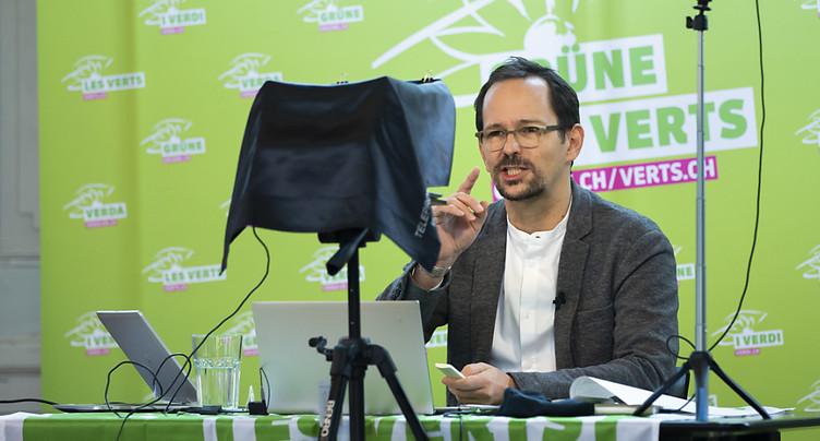 Les Verts pour un tournant économique et sociétal